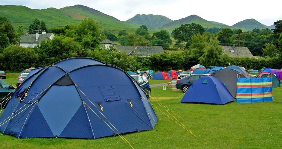 Advertise your Lake District Camping Site