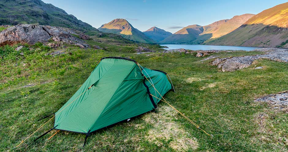 Wastwater Camping